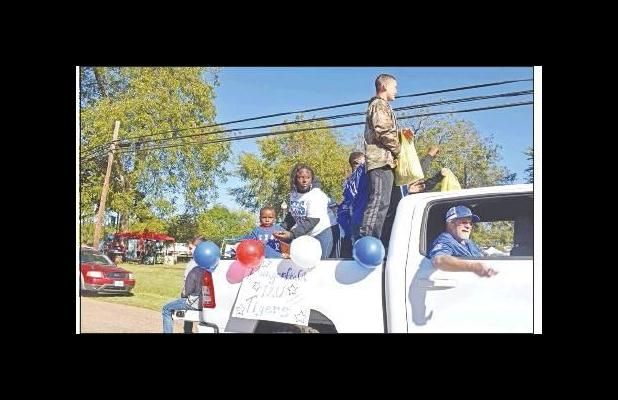 """Daingerfield Days goes """"back to the fair"""""""
