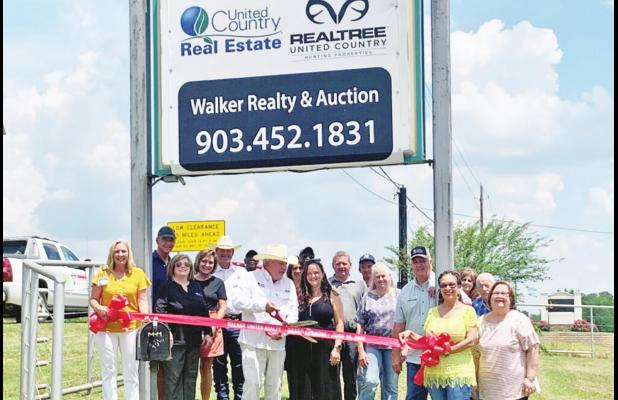 Walker Realty and Auction offering more than simply real estate