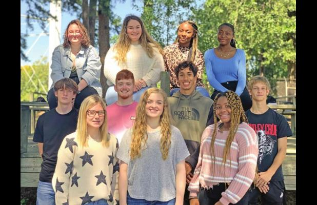 Hughes Springs announces 2020 Homecoming Court
