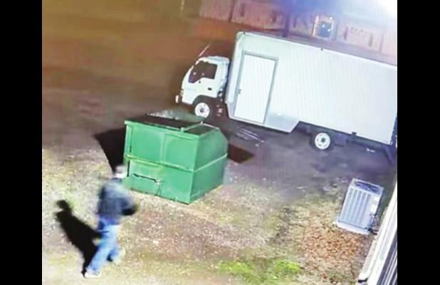 Catalytic converters stolen from Naples business