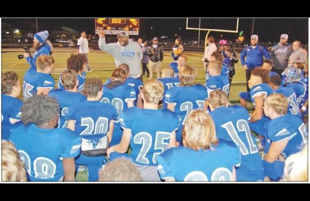 Pewitt Brahmas wins Morris County Rematch