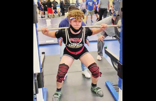 Hughes Springs powerlifters perform well at Elysian Fields