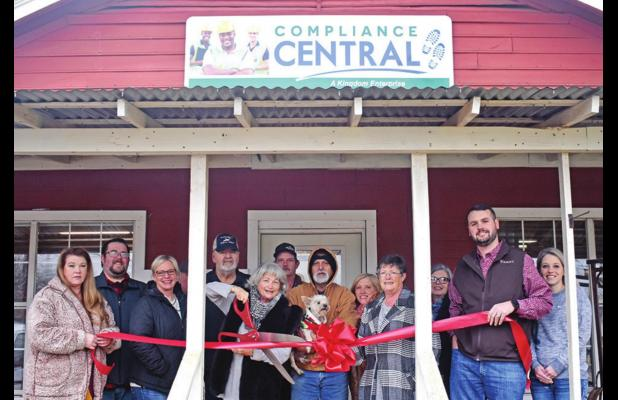 Grand Opening held at Compliance Central