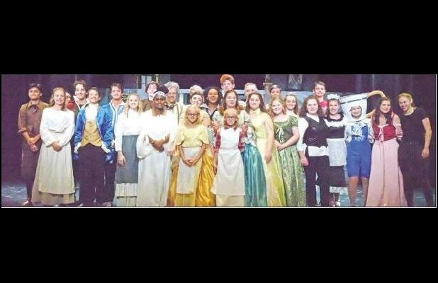 Hughes Springs Theatre presents Beauty and the Beast