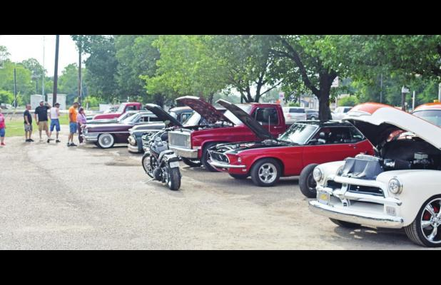Hughes Springs' monthly Car Cruise Night returned May 15. BEE PHOTO / TONI WALKER