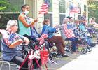 Bluebonnet residents treated to Independence Day parade